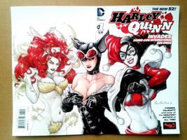 Gotham girls gone wild by Iantoy
