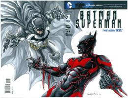 Bat vs Bat by Iantoy