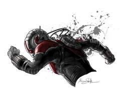Antman by Iantoy