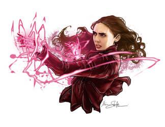 Scarlet Witch by Iantoy