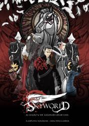Skyworld sequel teaser poster by Iantoy