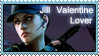 Jill Valentine Lover - stamp by Claire-Wesker1