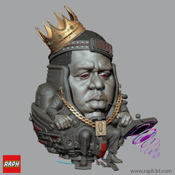 Notorious M.O.D.O.K. by Je-huty