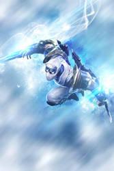 Shockblade Zed by Kulillin