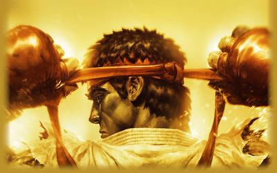 Ryu  by Kulillin