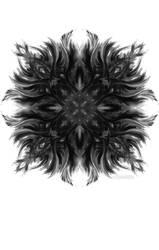Snowflake 004 by Kipestshin