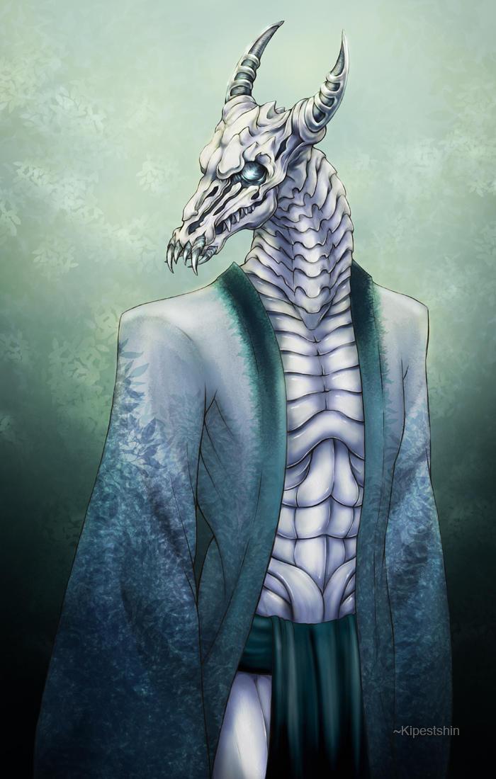 Fall Monster (Happy Halloween 2) by Kipestshin