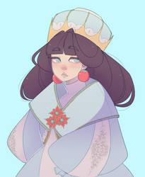 Princess of Rudann by Looji