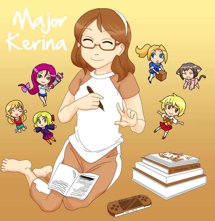 majorkerina's Profile Picture