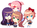 Now it's YOUR Turn! - Doki Doki Literature Club by EvaHeartsYou