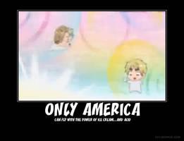 Hetalia America Flying by DragonStalker0713