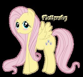 Fluttershy by MirmirArt