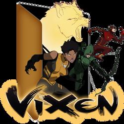 Vixen by alphadog1982
