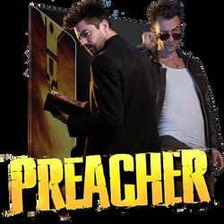 Preacher by alphadog1982