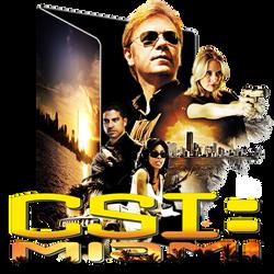 CSI Miami by alphadog1982