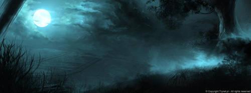 dark night by RaV89