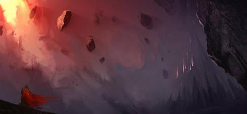Mordor Redesign by RaV89