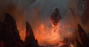 Dragon Stone by RaV89
