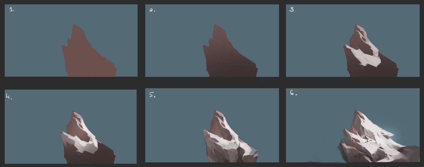 Rocks tutorial by RaV89