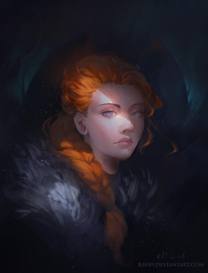 Sansa GoT by RaV89