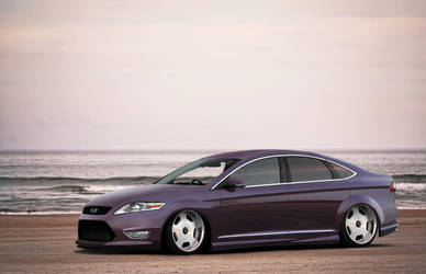VIP Ford Mondeo by chopperkid44