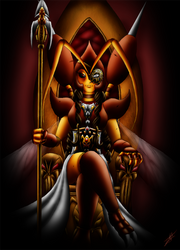 Furlian Queen Dilakera by Fruit-Sauvage