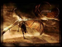 Kyshanna by acornah