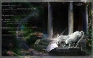 Healing: 1280x800 wallpaper by acornah