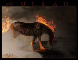 Vulcan by acornah