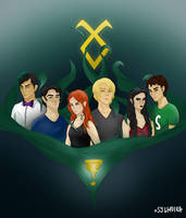Shadowhunters by sylmoira