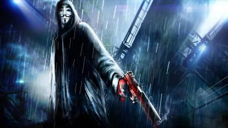 V for Vendetta by Paullus23