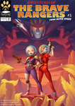 Adventures of the Brave Rangers #1 by PawFeather