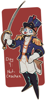 [CLOSED] Advent Day 4: Nutcracker by ChampiVenao