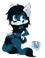Chibi for Buxy by temporaryWizard