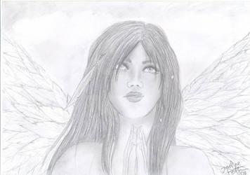 Com: Angel of hope by Nakuichia