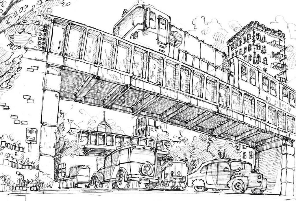 bridges 160503 by bradlycolin