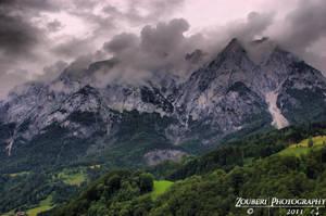 Tennengebirge HDR by Zouberi