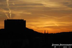 Black silhouette by Zouberi