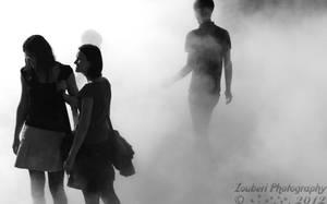 Nebelmenschen I by Zouberi