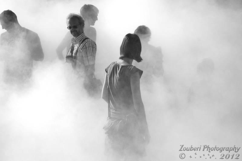 Nebelmenschen II by Zouberi