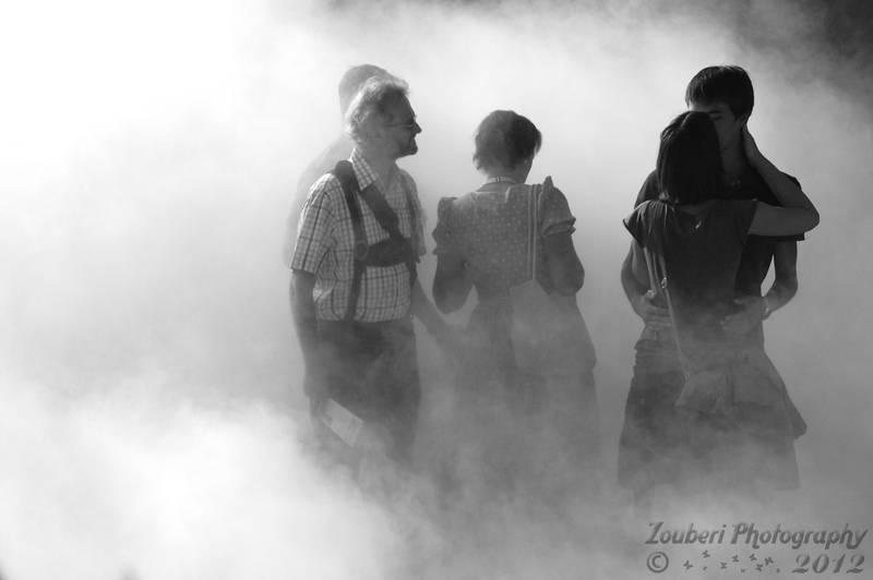 Nebelmenschen III by Zouberi