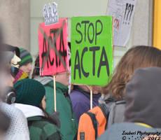 Anti-ACTA I 3 by Zouberi