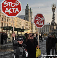 Anti-ACTA I 4 by Zouberi