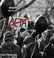 Anti-ACTA II 3 by Zouberi