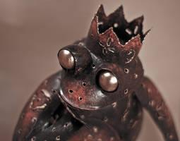 Frog King by Zouberi
