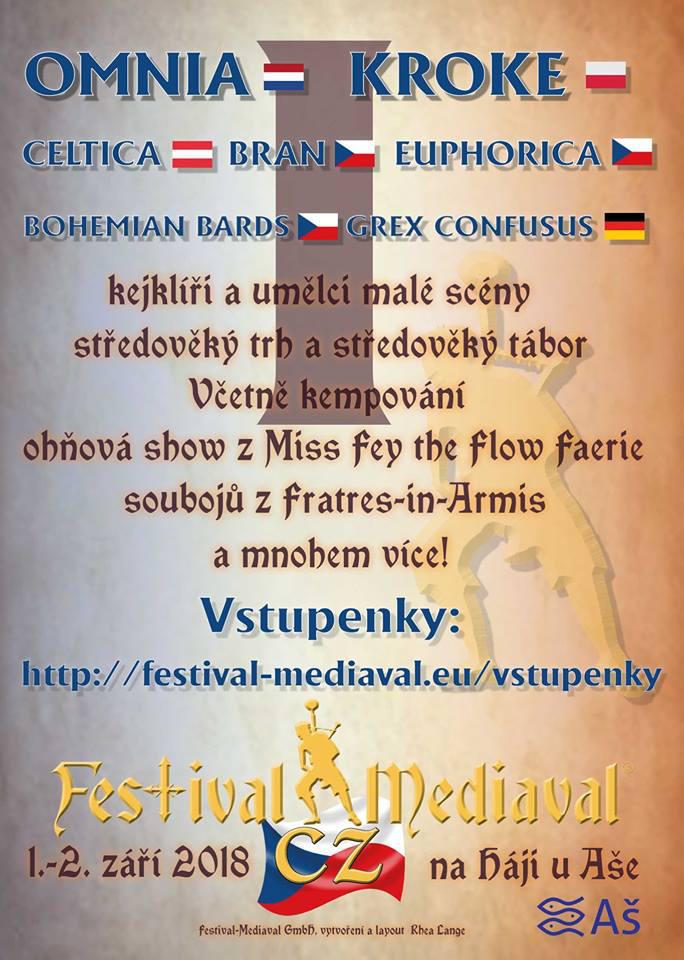 Festival-Mediaval CZ 2018 by Zouberi