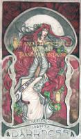 Anne Goddess of Darkness by nefgoddess
