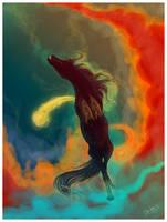 Animal Fyre by strideroo