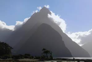 Mithre Peak Pano by Deceptico