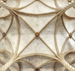 Symmetric  ceiling by Deceptico